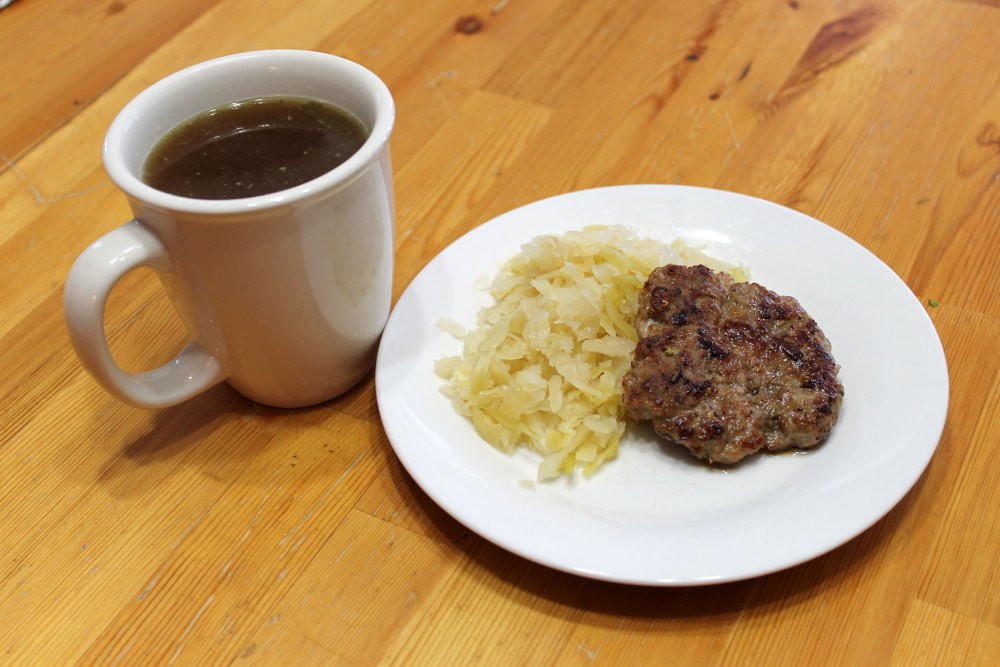 AIP Pork Sausage (or what I eat for breakfast) (1/3)