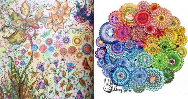 designs by Johanna Basford